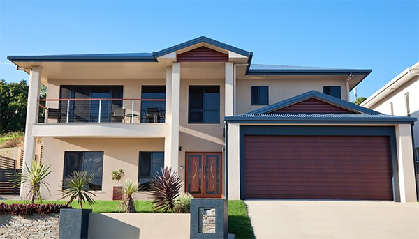 Modern exterior colour schemes for houses in Australia